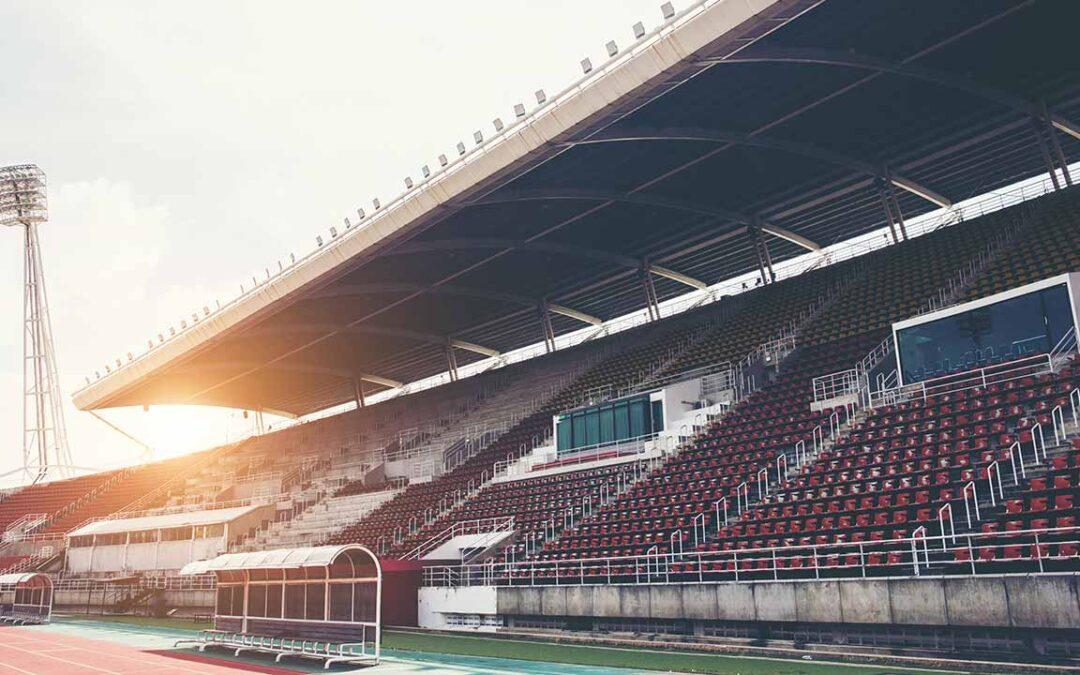 ¿Cómo iluminar una cancha de fútbol?